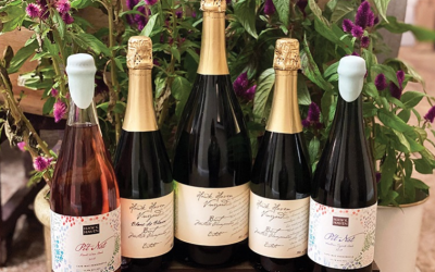 A Toast to Local Sparkling Wines